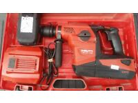 Hilti TE30-A36 Cordless Sds Hammer Drill 36v