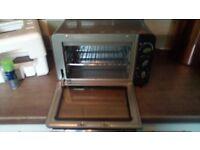 Mini oven grill
