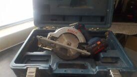 bosh 36v cordless circular saw