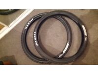 Set of MAXXIS ARDENT 27'' 650DB wired MTB 2.25 MOUNTAIN BIKE TIRES for sale