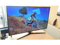 "JVC LT-49C888 49"" Smart 4K Ultra HD HDR10 LED TV - Latest Model"