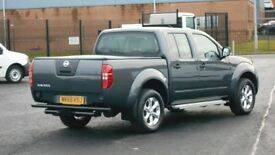 2015 NISSAN NAVARA DCI WITH ONLY 13000 MILES. IMMACULATE PICK UP THROUGHOUT. AIRCON ETC. NO VAT...