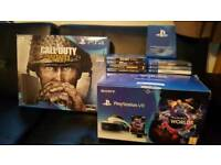 Ps4 and VR bundle