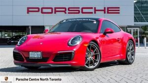 2017 Porsche 911 Carrera 2S|Sport Chrono PKG|20 Carrera S Wheels