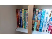 Huge, almost full collection of Pratchett Discworld Hardback books 36 out of 41