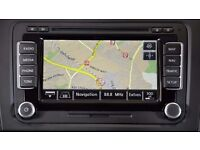 Latest 2017 Sat Nav Disc Update for VOLKSWAGEN RNS510/810 v14 Navigation DVD www latestsatnav co uk