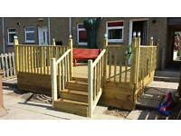 MG fencing,decking & plastering