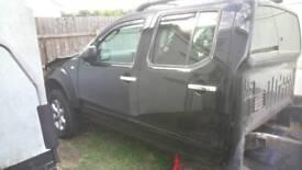 Nissan navara d40 doors&wings only