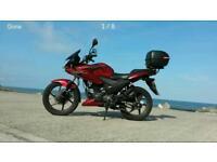 Honda CBF 125 - Must Go ASAP 2013 (2366 miles)