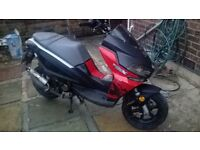 benelli 49x quottro nove scooter mot feb spares repair