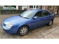 Ford Mondeo 1.8 LX. 2002