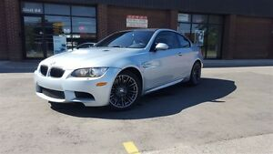 2011 BMW M3 COUPE / 6 SPEED MANUAL / 4 BRAND NEW TIRES