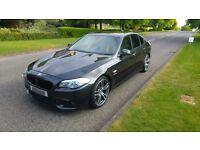 2012 BMW 520D M SPORT LOW MILEAGE PX AUDI RS4 MERCEDES AMG RANGE ROVER PORSCHE