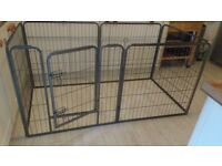 Dog pen puppy pen for whelping