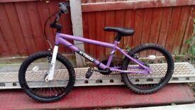 bmx girls bike