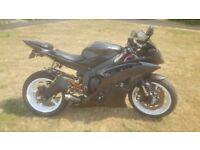 2008 Yamaha R6 13s swap or sell