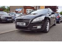 PCO ----- 2012 Peugeot 508 SW 2.0 HDi ----- Diesel ----- Navigation ----- Estate ----- PCO suitable