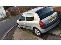 Renault Clio sale/swap