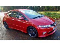 MAY SWAP? 2008 HONDA CIVIC FN2 TYPE R GT, FSH, HPI CLEAR,