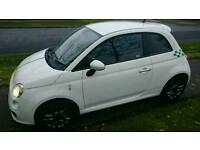 2014 Fiat 500S 3dr With Great Specification And Economy. Test Drive Soon.