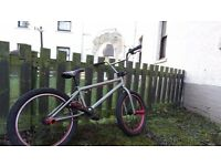 BMX Ruption Vector rare bike available