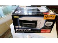 Mini oven and grill new