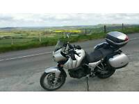 Triumph Tiger 955i - with full luggage set