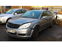 Breaking For Spares VAUXHALL VECTRA 1.8 PETROL 140 BHP 2007