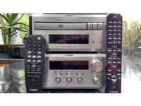 HIGH QUALITY STEREO YAMAHA PIANOCRAFT RX-E600MK2 DVD-E600MK2 ORIGINAL REMOTE