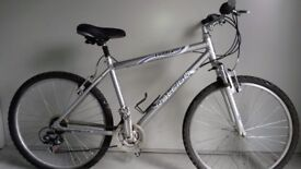 Raleigh AT Airlite alloy mens ladies mountain bike med/lge vgc Durham