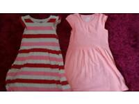 Girls summer dress Age 6/8 yrs