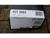 Thule fitting kit 3093 - MITSUBISHI - CITROËN - PEUGEOT