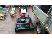 Hayter Condor Push Reel Lawnmower