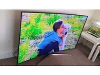Samsung UE65KU6500 65 inch, Freeview HD, LED Smart Curved 4K Ultra HD HDR TV