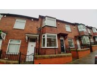 Benwell 3 bed lower flat