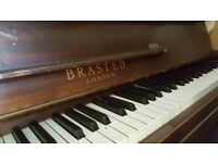 Free piano needs tuning