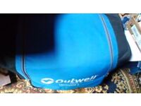 Tent outwell vermont L for 300 or good offer