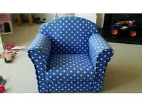 Sue Ryder childrens armchair