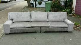 4 seater sofa 4 months old