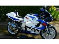 Gsxr 600 srad for swaps