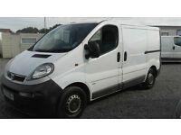 Vauxhall Vivaro 53 reg 2004 in very good condition inside and out drives good £1075 ono