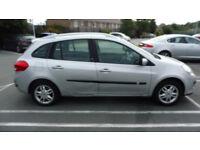 2008 RENAULT CLIO DYNAMIQUE 1.5 DCI 85 ESTATE £30 ROAD TAX