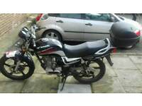 Lexmoto Arrow 125cc Field bike Offroad use only or Spares.