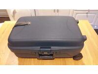 Hard Plastic wheeled Suitcase