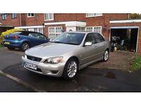 Lexus is 200 £1300 or swap bmw e36/e46/e39,, audi a3/a4 ,vw golf gti , saab turbo, merc ml