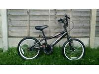 """Boys bmx 18"""" wheel bike"""
