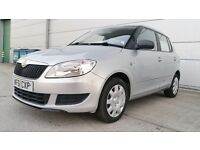 2011 │ Skoda Fabia │ 1.6 TDI CR │ 5 Doors │ Low Milleage │ £20 ROAD TAX