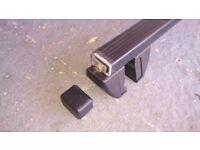 Cruz premium roof bars - Adjustable fit