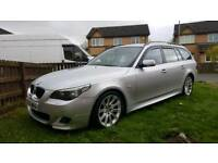 Bmw 530d m sport touring runs and drives great 2006