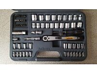 Halfords 65 Piece Socket Set